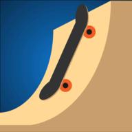 U型坡道滑板少年(Half Pipe)