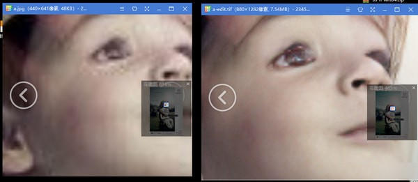 AI图片无损放大器(Topaz Gigapixel AI)截图1