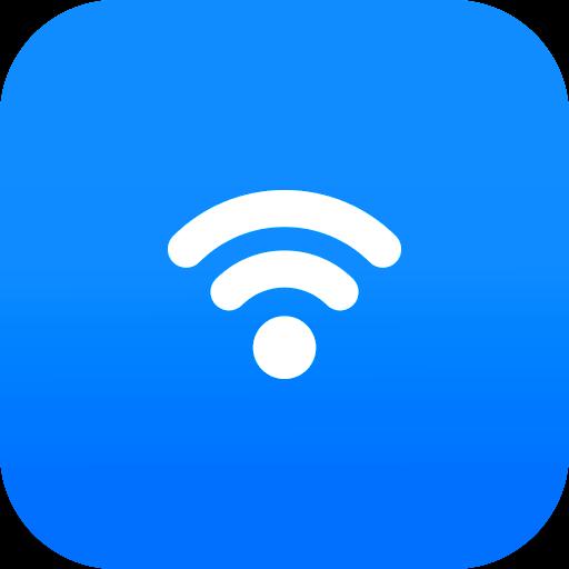 校�@WiFi app