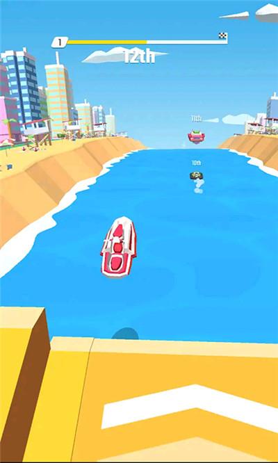海上滑翔车手游截图