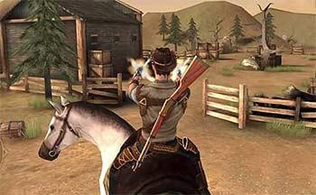 西部牛仔手机游戏_西部牛仔射击游戏