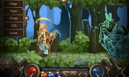 王子与圣剑