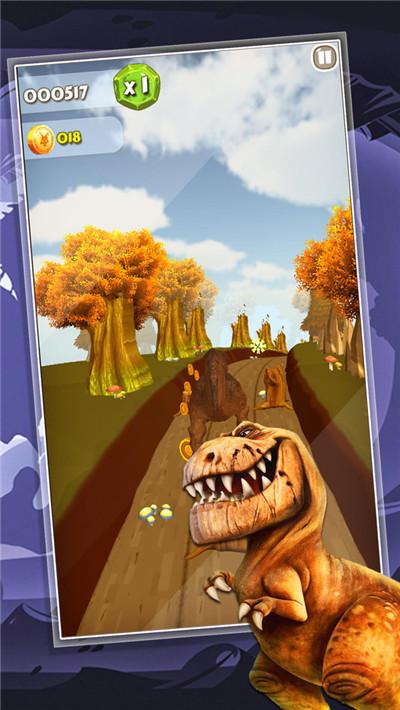 恐龙狩猎跑酷3D截图