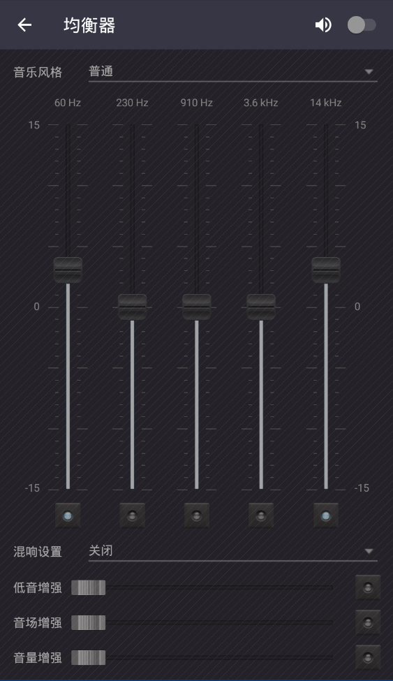 Android Pulsar(�}�_MP3播放工具)截�D1