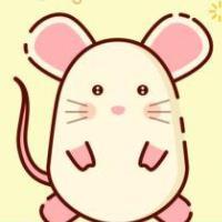老鼠头像图片大全可爱情侣无水印版