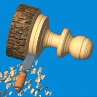 我雕木头贼六(Woodturning 3D)