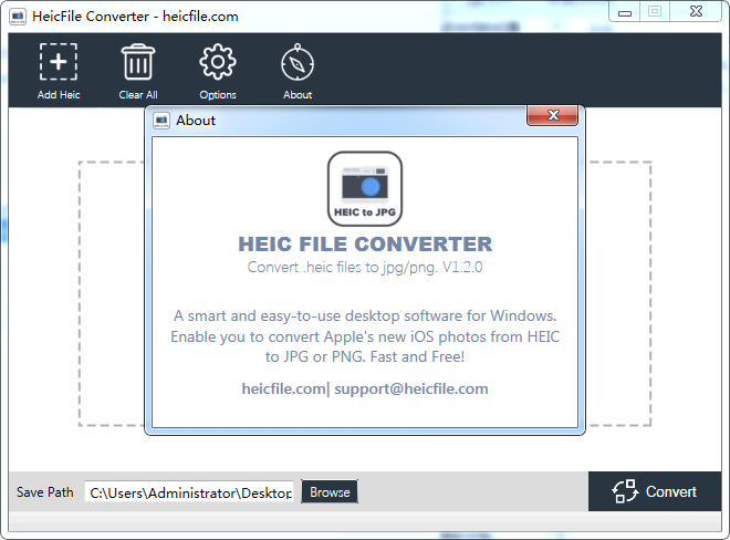 HEIC File Converter(HEIC文件�D�Q器)截�D4