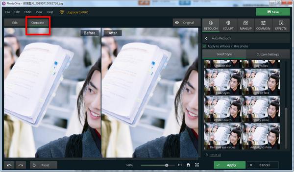 PhotoDiva(艺术照编辑软件)截图1