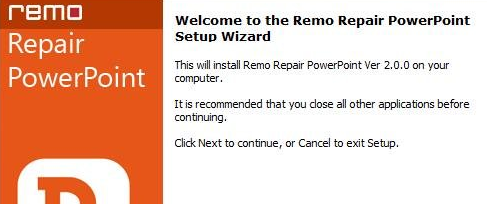 Remo Repair PowerPoint�h化中文版截�D3