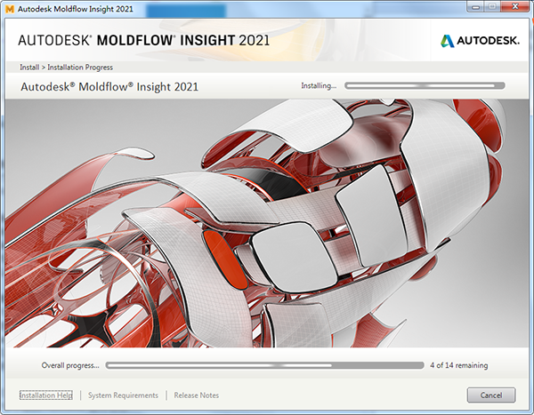 Autodesk moldflow insight2021版截�D2