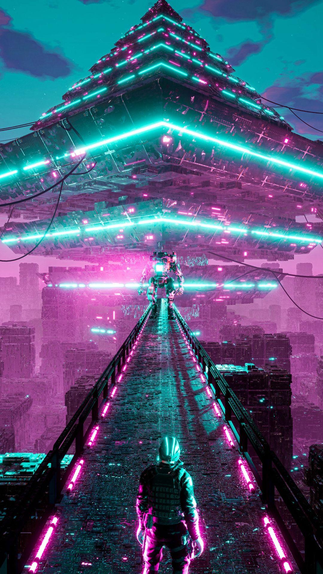 �博朋克2077�Q屏壁�截�D2