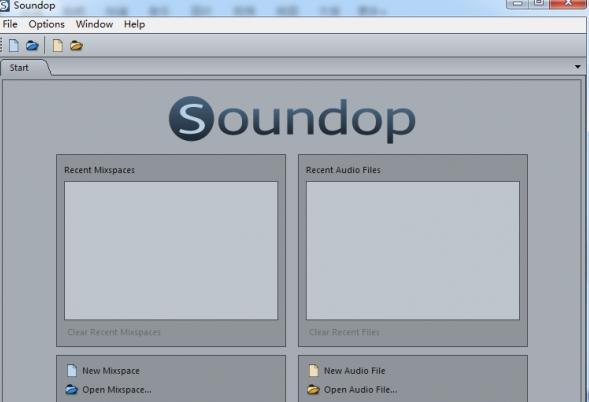 Soundop Audio Editor(音频编辑器)截图0