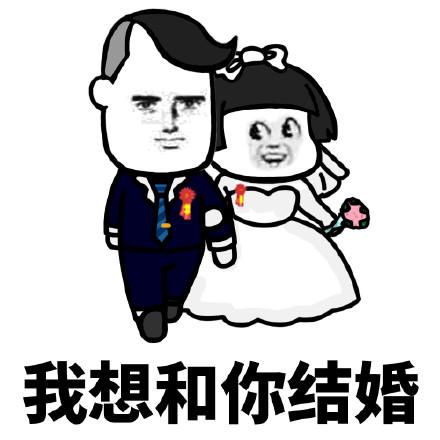 抖音过年想结婚的请联系我表情包图片截图1