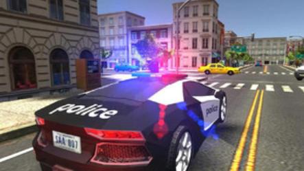 模拟中国警察车5