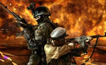 手机二战大型战争游戏