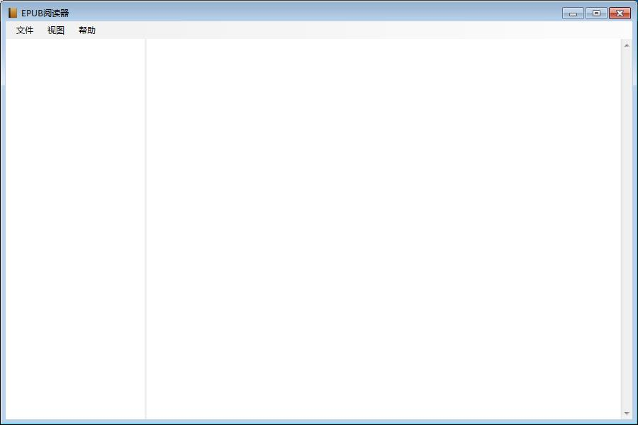 EPUB File Reader汉化版(EPUB电子阅读器)截图0
