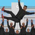 黑人抬棺专业团队高清图片大全