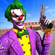 杀手小丑银行抢劫案游戏