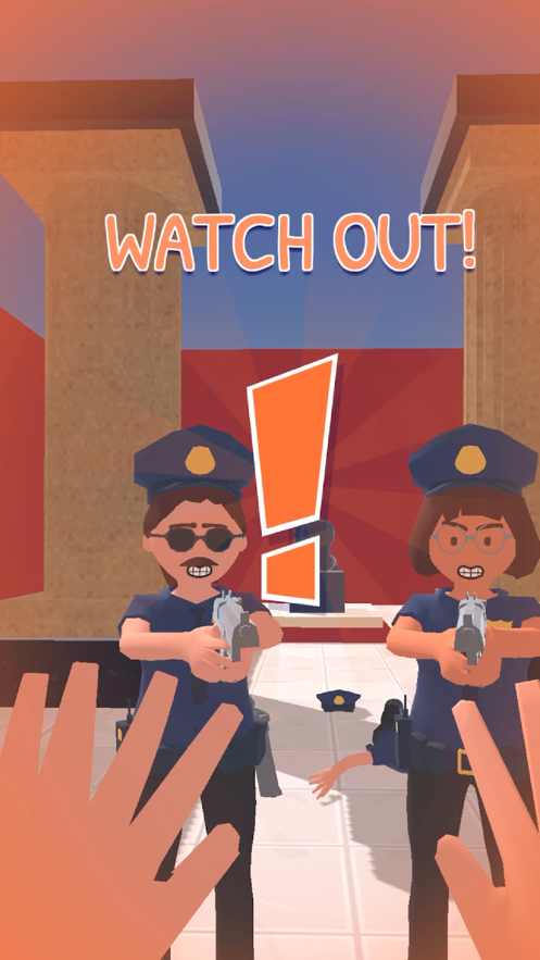 窃贼模拟器3d手游截图