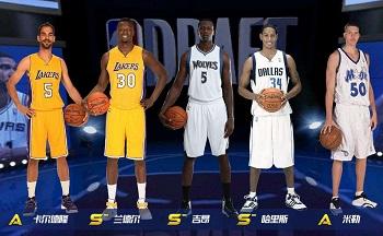 nba篮球大师类似游戏