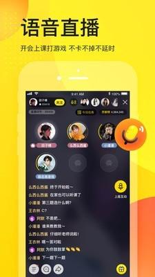手机YY语音截图