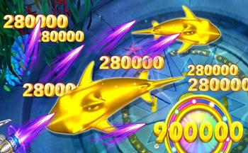 打鱼赢钱游戏