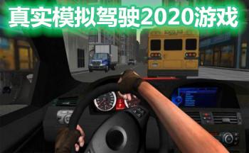 真实模拟驾驶2020_真实模拟驾驶破解版2020
