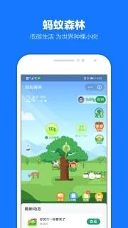 手机版支付宝app截图