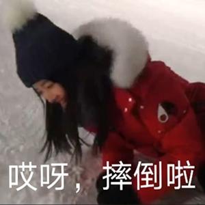 王冰冰表情包高清版