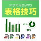 即学即用的WPS表格技巧pdf