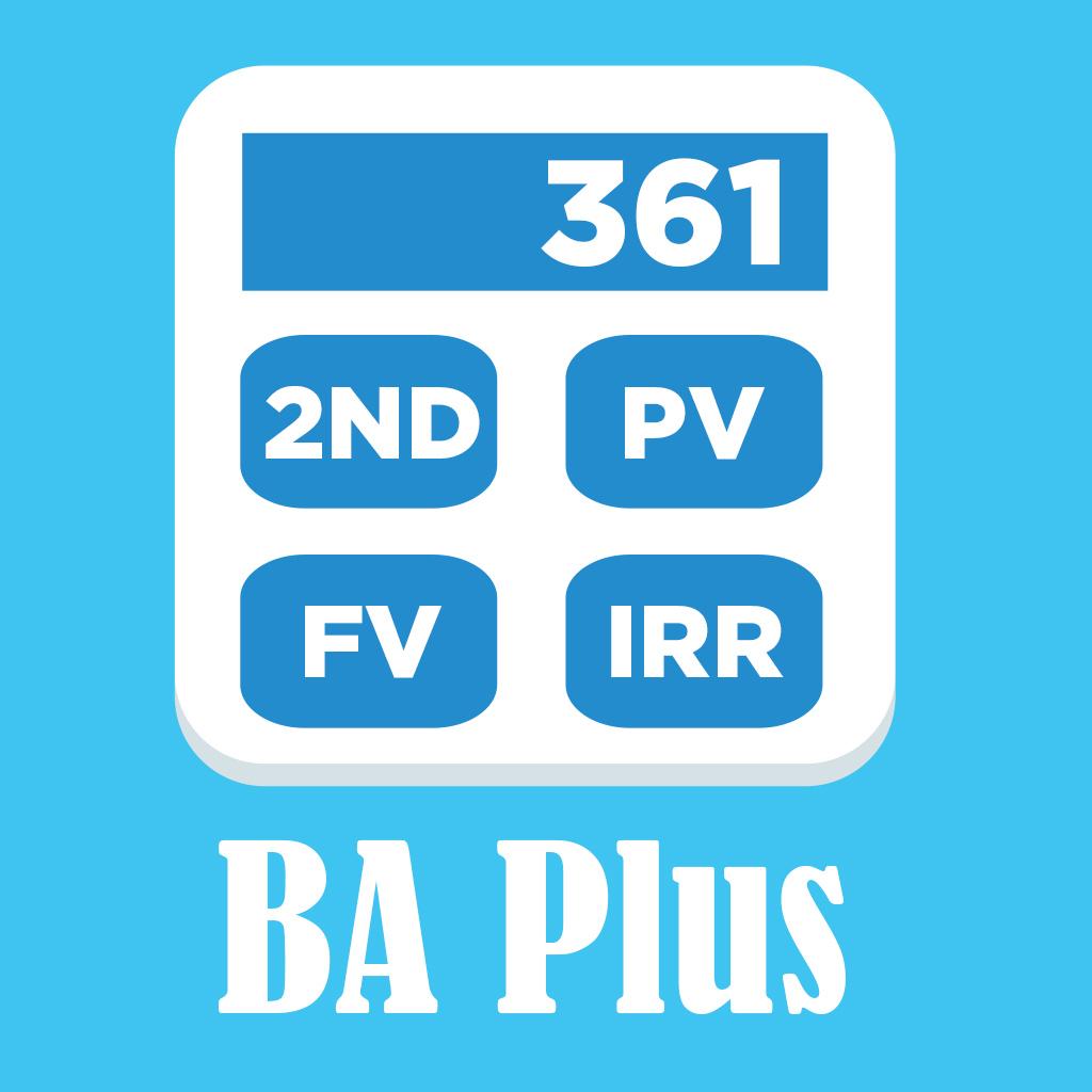 BA Plus金融计算器app