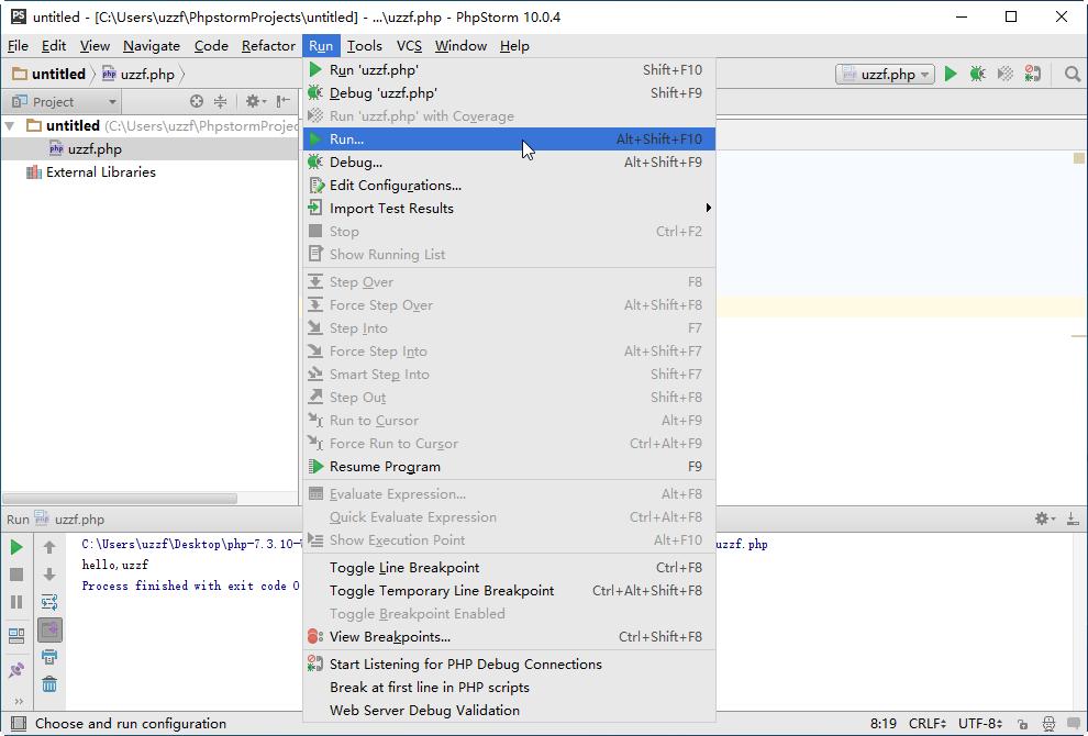 JetBrains PhpStorm 10.0.4破解版截图2