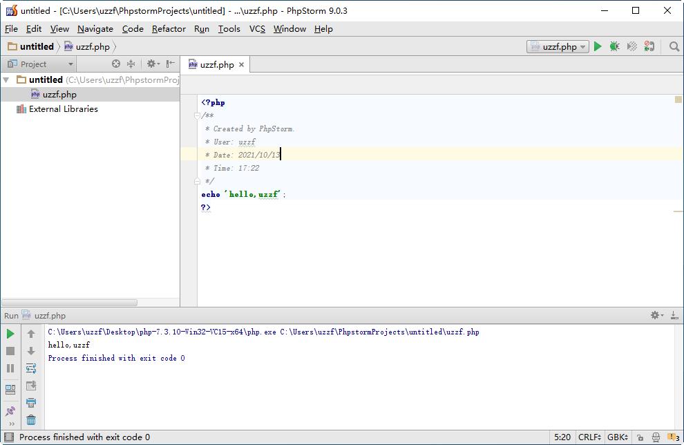JetBrains PhpStorm 9.0.3免费版截图0