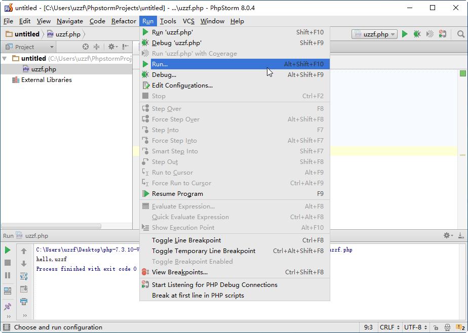 JetBrains PhpStorm 8.0.4 免费版截图2