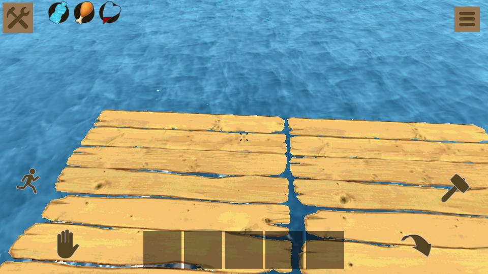 木筏生存大冒险手游截图