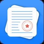 纸电一体合同管家app