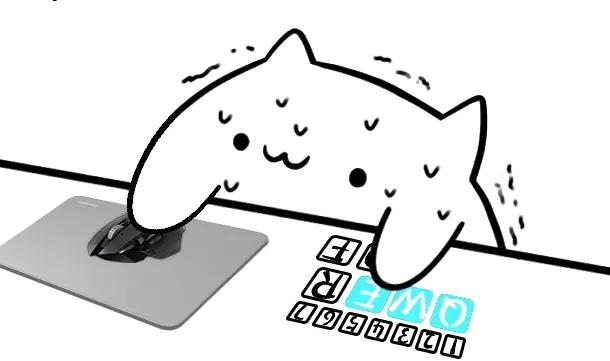 bongo cat mver�件截�D1
