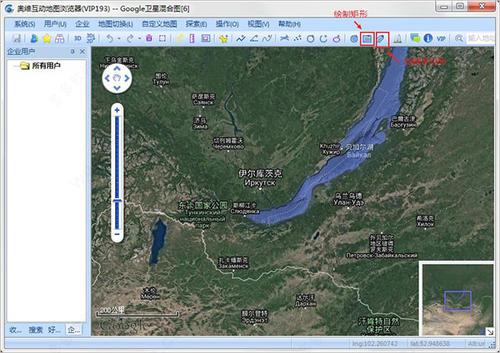 奥维自定义地图截图1