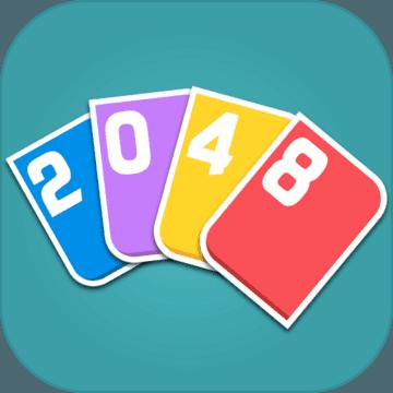 疯狂纸牌2048