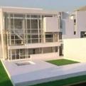 拉乔夫斯基住宅su模型以及cad图纸