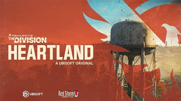 育碧免费新作《全境封锁:中心地带》(The Division: Heartland)公布  《全境封锁》手游开发中
