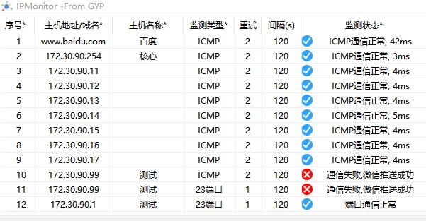 IP�O�y微信提醒工具(IPMonitor)
