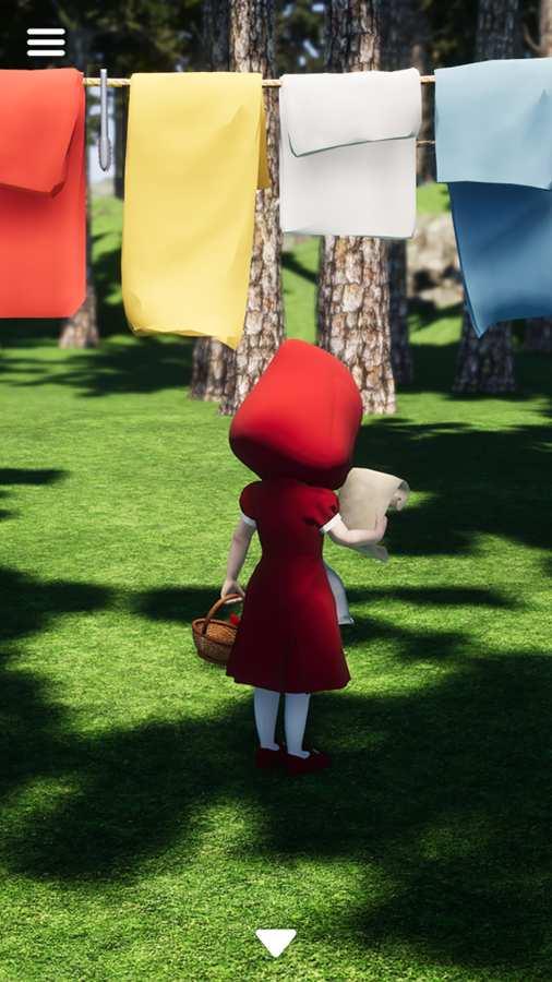 逃脱游戏小红帽汉化版截图