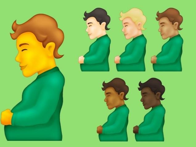 苹果微软新emoji表情包7.16截图1