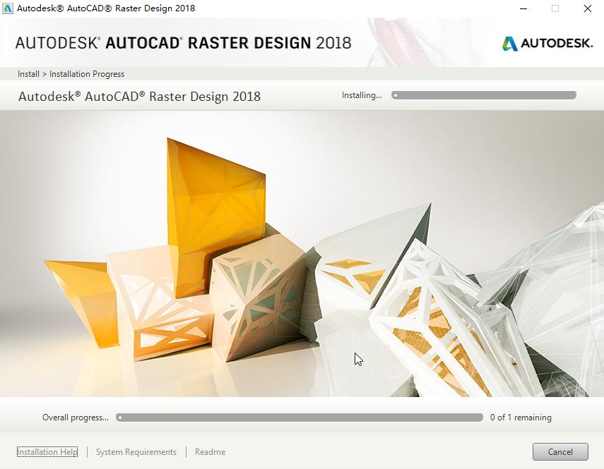AutoCAD Raster Design 2018制服丝袜AV无码专区版32位