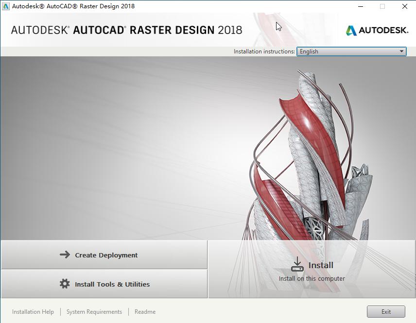 AutoCAD Raster Design 2018中文版
