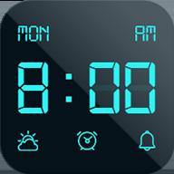 桌面时钟app(Digital Clock Widget)