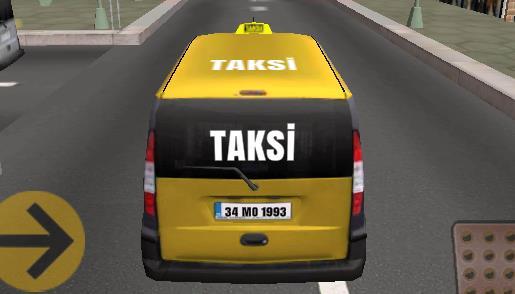 小型出租车模拟器手游