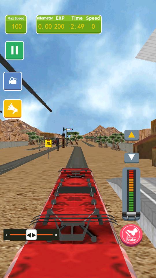 全球铁路模拟器游戏截图