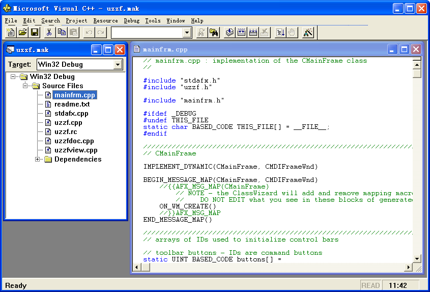 microsoft visual c++ 2.0截图2